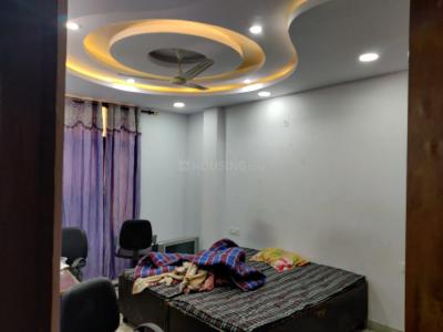 Gallery Cover Image of 1200 Sq.ft 3 BHK Independent Floor for rent in Patel Nagar for 31000