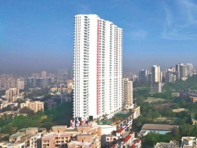 Gallery Cover Image of 1070 Sq.ft 2 BHK Apartment for rent in Romell Aether Wing B2 Phase 1B From 21st To 33rd Floor, Goregaon East for 50000