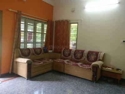 Gallery Cover Image of 1500 Sq.ft 3 BHK Independent Floor for rent in J P Nagar 8th Phase for 35000