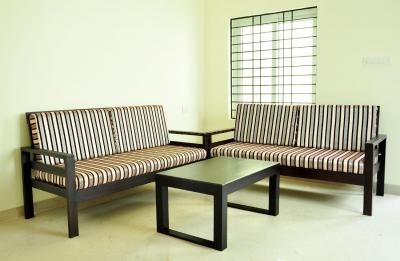 Living Room Image of PG 4642030 Hebbal in Hebbal