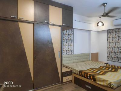Gallery Cover Image of 1895 Sq.ft 3 BHK Apartment for rent in Soham Dev Solitaire, Prahlad Nagar for 40000