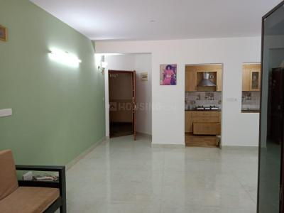 Gallery Cover Image of 1450 Sq.ft 3 BHK Apartment for rent in Knightsbridge Apartments, Whitefield for 30000