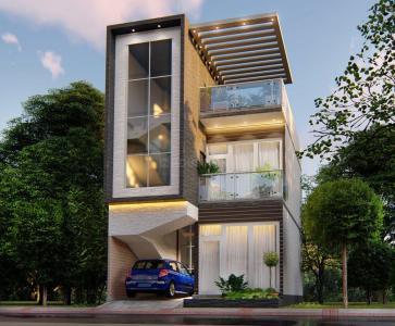 Gallery Cover Image of 1475 Sq.ft 3 BHK Villa for buy in Crossings Republik for 4500000