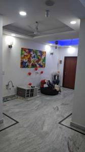 Gallery Cover Image of 1250 Sq.ft 3 BHK Independent Floor for rent in Aya Nagar for 16000