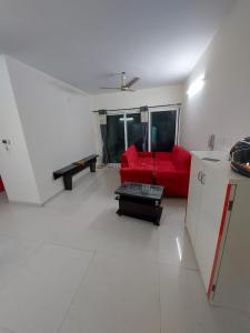 Gallery Cover Image of 1100 Sq.ft 3 BHK Apartment for rent in Vasant Athena, Thane West for 32000
