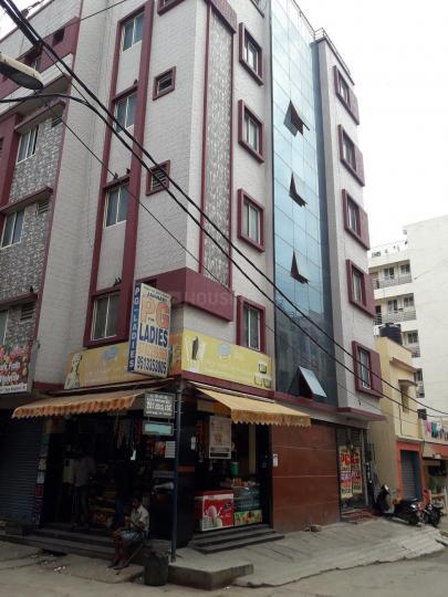 बीटीएम लेआउट में जाहनवी में बिल्डिंग की तस्वीर