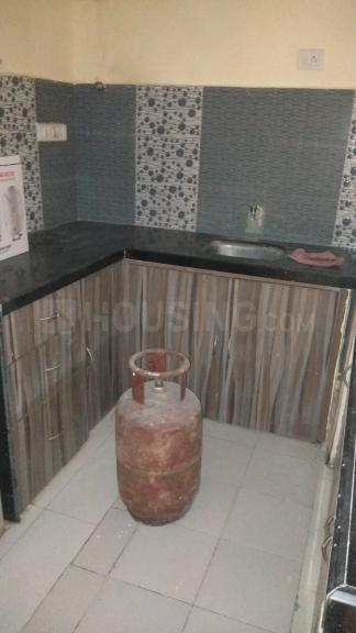 Kitchen Image of 510 Sq.ft 1 BHK Apartment for rent in Royal Palms, Koproli for 20000