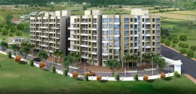 Gallery Cover Image of 845 Sq.ft 2 BHK Apartment for buy in Ashapura My Sky Residency, Neral for 2239000