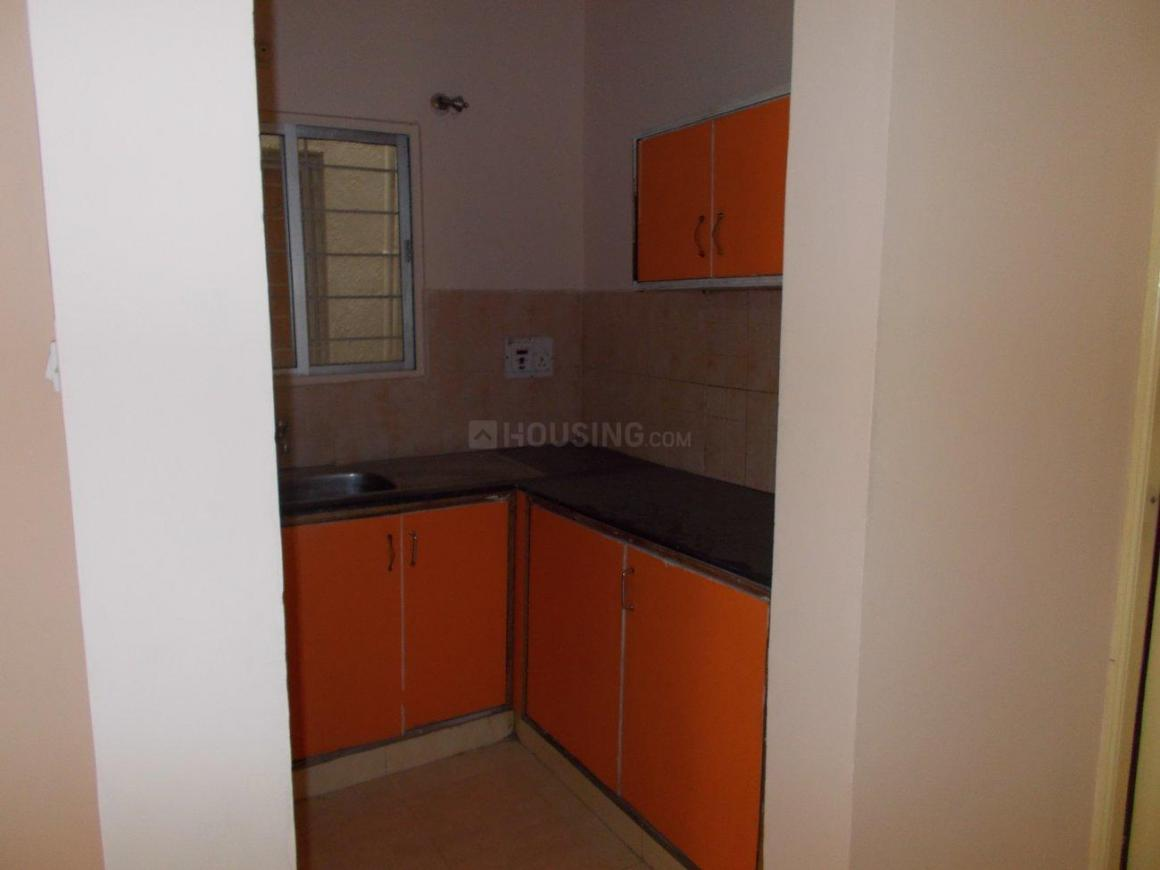 Kitchen Image of 811 Sq.ft 3 BHK Apartment for buy in Kammasandra Agrahara for 2826000