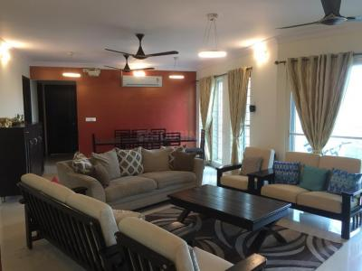 Gallery Cover Image of 1500 Sq.ft 3 BHK Apartment for rent in Anna Nagar West for 70000