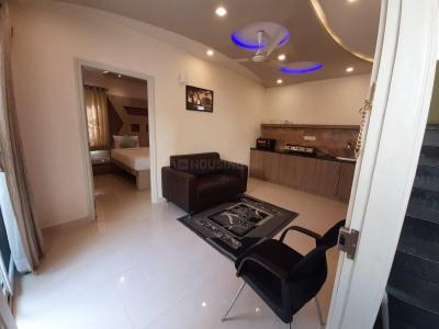 Gallery Cover Image of 600 Sq.ft 1 BHK Independent Floor for rent in Koramangala for 36000