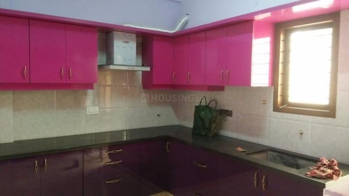 Kitchen Image of 2800 Sq.ft 3 BHK Independent Floor for rent in Banashankari for 42000