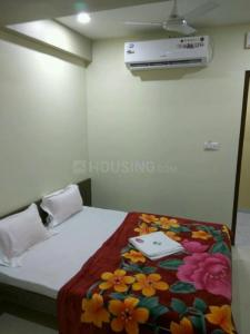 Bedroom Image of Tripathi PG in Paldi