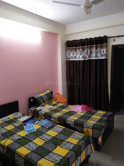 श्री दुर्गा पीजी इन सेक्टर 49 के बेडरूम की तस्वीर