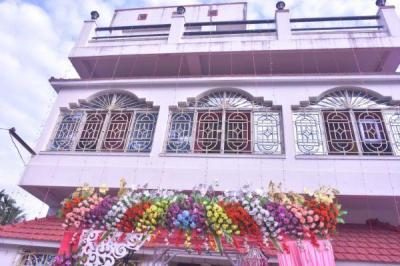 Gallery Cover Image of 1308 Sq.ft 3 BHK Independent Floor for rent in Bhatpara for 15000