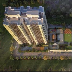 Gallery Cover Image of 635 Sq.ft 1 BHK Apartment for buy in Hinjewadi for 3701000