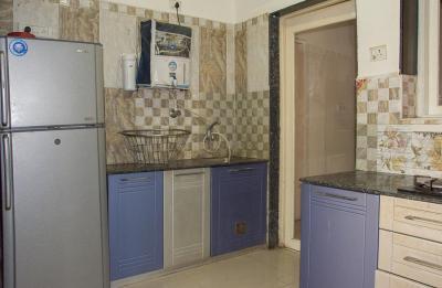 Kitchen Image of 3 Bhk In Tivoli Apartment in Krishnarajapura