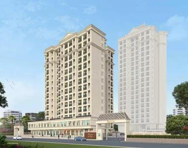 Gallery Cover Image of 1105 Sq.ft 2 BHK Apartment for buy in Raj Heritage 1, Mira Road East for 8840000