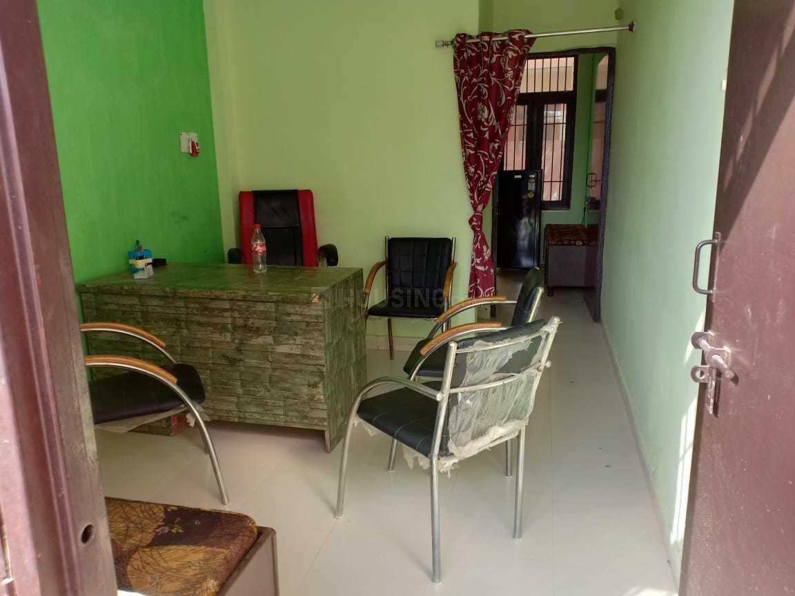 Living Room Image of 540 Sq.ft 1 BHK Apartment for buy in Sector 81 for 700000