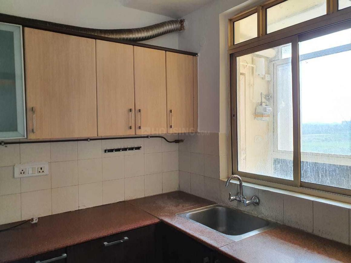 Kitchen Image of 1750 Sq.ft 3 BHK Apartment for buy in Chi IV Greater Noida for 6800000