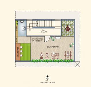 Gallery Cover Image of 4105 Sq.ft 3 BHK Independent House for buy in Ambernath East for 12450000