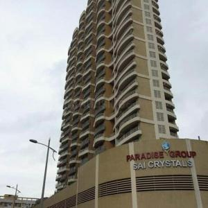 Gallery Cover Image of 1750 Sq.ft 3 BHK Apartment for rent in Paradise Sai Crystals, Kharghar for 29000