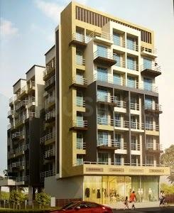 Gallery Cover Image of 670 Sq.ft 1 BHK Apartment for rent in Ulwe for 7000