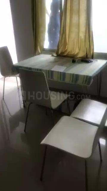 Dining Area Image of 1080 Sq.ft 2 BHK Apartment for rent in Godrej Prakriti, Sodepur for 12500