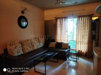 Gallery Cover Image of 1210 Sq.ft 2 BHK Apartment for rent in Aundh for 24000