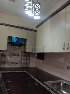 Kitchen Image of Aashirwad Estate in GTB Nagar