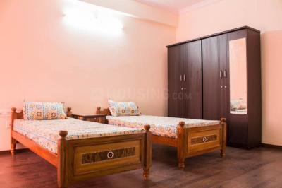 Bedroom Image of Flat No 506 Jubilee Cyber Grande in Madhapur