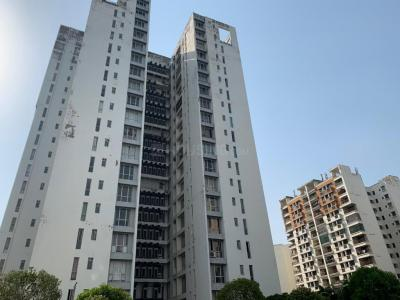 Gallery Cover Image of 831 Sq.ft 2 BHK Apartment for buy in Sureka Sunrise Symphony, New Town for 3600000