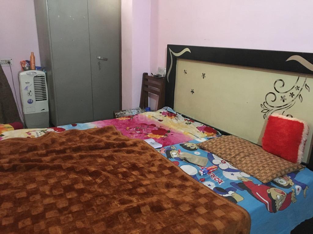 Bedroom Image of Janakpuri PG in Janakpuri