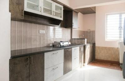 Kitchen Image of 3 Bhk In King Space Meadows in R.K. Hegde Nagar