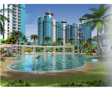 Gallery Cover Image of 1200 Sq.ft 2 BHK Apartment for rent in Mahagun Mywoods Phase 2, Noida Extension for 9000