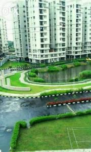 Gallery Cover Image of 1000 Sq.ft 3 BHK Apartment for rent in Srijan Greenfield City Elite, Maheshtala for 18000