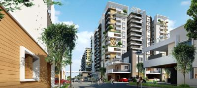 Gallery Cover Image of 1440 Sq.ft 3 BHK Apartment for buy in Tellapur for 3456000