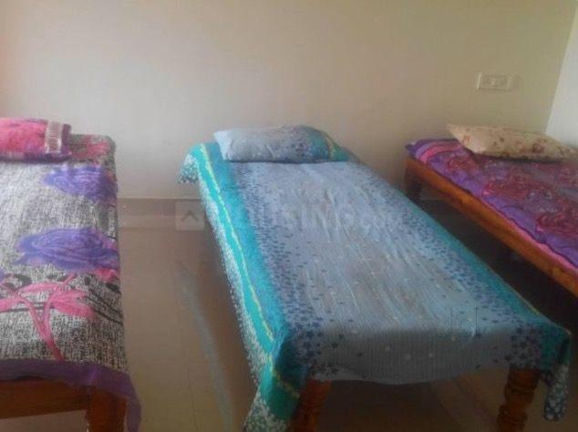 Bedroom Image of Durga Maa PG in Marathahalli