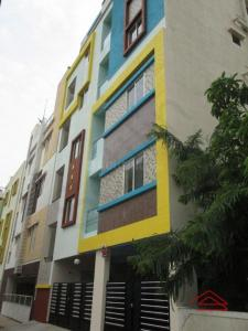 Gallery Cover Image of 550 Sq.ft 1 BHK Independent House for rent in Kasavanahalli for 11000