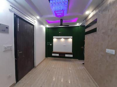 Gallery Cover Image of 450 Sq.ft 1 BHK Independent Floor for buy in Dwarka Mor for 1618000