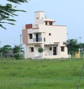 Gallery Cover Image of 1000 Sq.ft 2 BHK Independent House for buy in Thirumazhisai for 4000000
