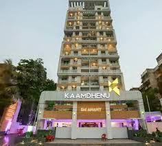 Gallery Cover Image of 2190 Sq.ft 4 BHK Apartment for buy in Kaamdhenu Sai Anant, Vashi for 40000000