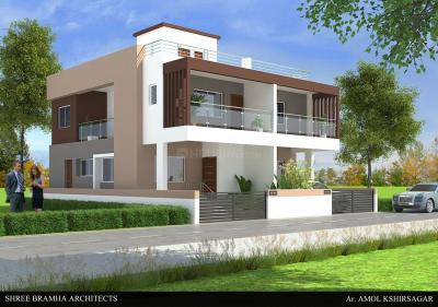 Gallery Cover Image of 1095 Sq.ft 3 BHK Independent House for buy in Wagholi for 5300000