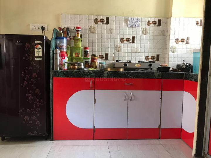 Kitchen Image of Shree Ram PG in Goregaon West