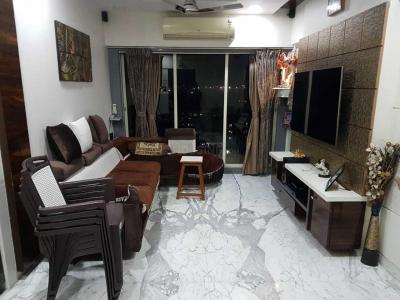 Gallery Cover Image of 1450 Sq.ft 3 BHK Apartment for rent in Santacruz East for 90000