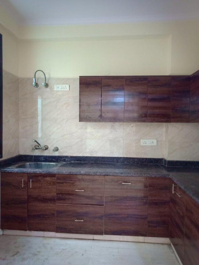 Kitchen Image of 1150 Sq.ft 3 BHK Apartment for buy in Mandi for 5000000