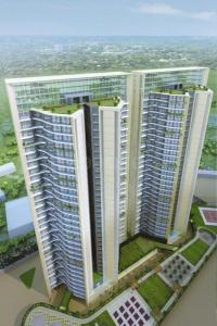 Gallery Cover Image of 1100 Sq.ft 3 BHK Apartment for buy in Thane West for 18600000