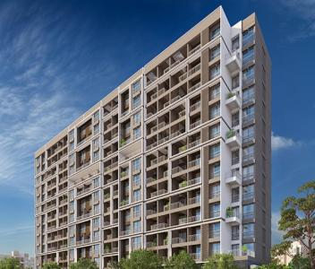Gallery Cover Image of 1400 Sq.ft 3 BHK Apartment for buy in Hinjewadi for 8000000