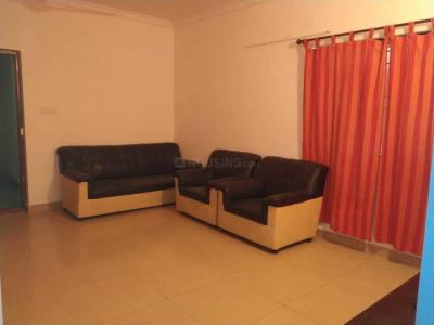 Gallery Cover Image of 1200 Sq.ft 2 BHK Apartment for rent in Valdis Vivek Aroma, Panathur for 24000