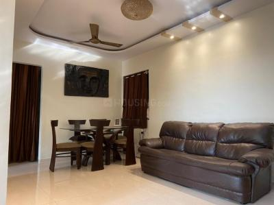 Gallery Cover Image of 1200 Sq.ft 2 BHK Apartment for buy in Goodwill Goodwill Gardens, Kharghar for 9300000